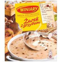 WINIARY 53g Standard Zupa Żurek z grzybami | DARMOWA DOSTAWA OD 150 ZŁ!
