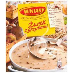 53g standard zupa żurek z grzybami od producenta Winiary
