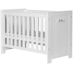 łóżeczko dziecięce 120x60 barcelona marki Pinio