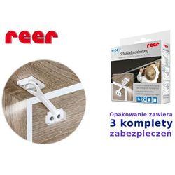 Zabezpieczenie szafki i szuflady 3szt REER - 3 sztuki (4013283710104)