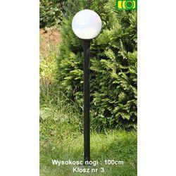 Lampa ogrodowa 120cm z kloszem marki Tivolo sp.j
