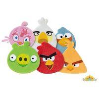 TROSTISAR Pluszowe Plastry - Angry Birds
