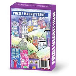 Puzzle Magnetyczne Baśniowe Wzgórze, 915118