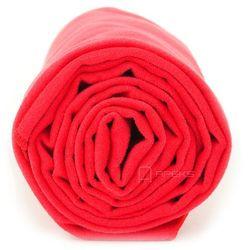 Dr.Bacty L szybkoschnący ręcznik treningowy - czerwony