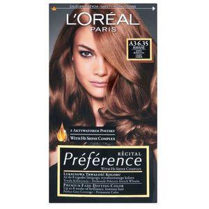 Loreal recital preference farba do włosów a3 6.35 marki L'oréal paris