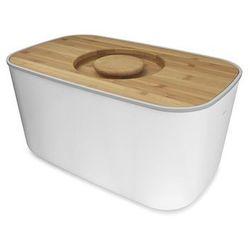 Joseph joseph Chlebak steel bread bin  (biały)