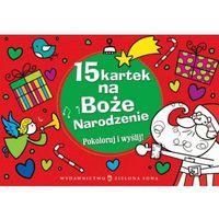 15 kartek na Boże Narodzenie (9788378955825)