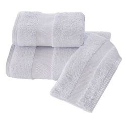 Luksusowy mały ręcznik deluxe 32x50cm z modalu jasnoniebieski marki Soft cotton
