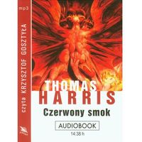 Czerwony Smok. Książka Audio Cd Mp3 (9788378854197)