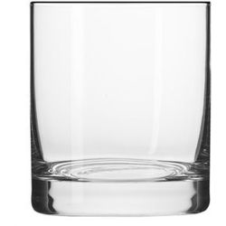 Krosno basic szklanki do whisky 250 ml 6 sztuk marki Krosno / casual basic/shot