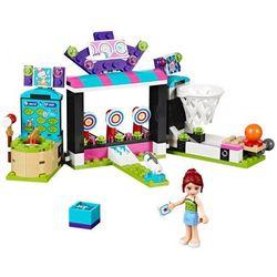 Friends Automaty w parku rozrywki 41127 marki Lego [zabawka]