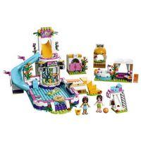 Lego FRIENDS Basen w heartlake 41313