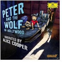 Peter And The Wolf In Hollywood (Englische Version) (0028947948889)