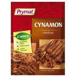 PRYMAT CYNAMON MIELONY 15G (przyprawa, zioło)