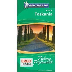 Toskania Zielony Przewodnik Michelin, rok wydania (2012)