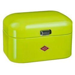Wesco  grandy chlebak pojemnik na pieczywo zielony, kategoria: chlebaki