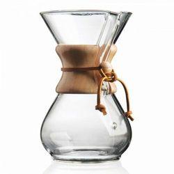 Chemex Coffee Maker Classic 6 filiżanek klasyczny amerykański dripper, 285