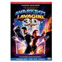 Rekin i Lava 3D (DVD) - Hugo Rodriguez