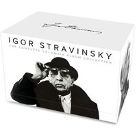 Igor Stravinsky - The Complete Columbia Album Collection (CD+DVD) - Igor Stravinsky
