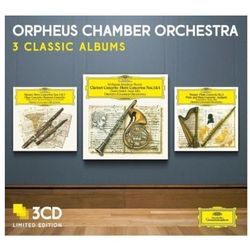Orpheus Chamber Orchestra. 3 Classic Albums [3CD] - Orpheus Chamber Orchestra - sprawdź w wybranym sklepie