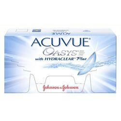 Acuvue Oasys Hydraclear z kategorii Soczewki kontaktowe