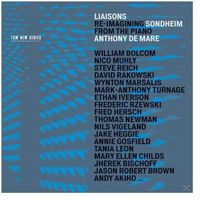 Liaisons. Re-Imagining Sondheim From The Piano, towar z kategorii: Klasyczna muzyka dawna