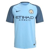 Nike Performance MANCHESTER CITY FC Artykuły klubowe field blue/midnight navy, 776907