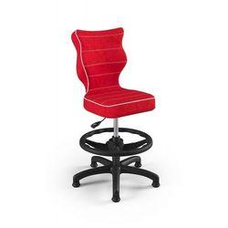 Krzesło dziecięce na wzrost 119-142cm petit black vs09 rozmiar 3 wk+p marki Entelo