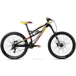 Wish Bikepark 2016 L czarno-czerwono-żółty (miami-vice) ()