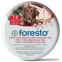 BAYER Foresto - Obroża przeciw pchłom i kleszczom dla dużych psów (dł. 70cm), kup u jednego z partnerów