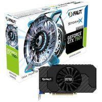 Palit GeForce CUDA GTX750Ti STORMX OC 2GB DDR5 128BIT DVI-D/HDMI/VGA (4710636268908)