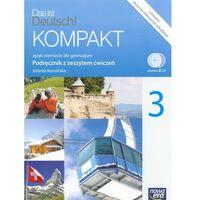 Das ist Deutsch Kompakt 3 Podręcznik z ćwiczeniami + 2CD (opr. miękka)