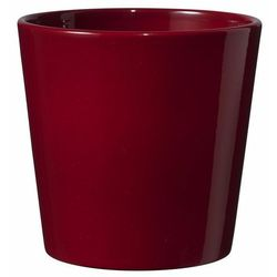 Osłonka doniczki SK Soendgen Keramik Dallas 14 cm bordowa (4006063208007)
