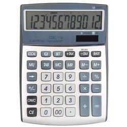 Kalkulator Citizen CDC-112 12 cyfrowy szary, CI-CDC112WB