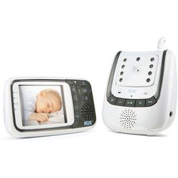 NUK Niania elektroniczna + wideo ECO Control (4008600156284)