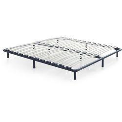 Stelaż do łóżka 48 listewek - wymiar 180x200 cm - basic wyprodukowany przez Beliani