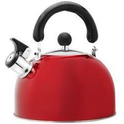 Florentyna Czajnik nierdzewny paul 2,5l czerwony łamana rączka (5901832341673)