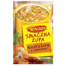 12g smaczna zupa rosół z kury z makaronem wyprodukowany przez Winiary