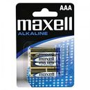 Maxell Bateria AAA Blister 4 sztuki (723671.04 EU) Darmowy odbiór w 20 miastach!, 723671.04 EU