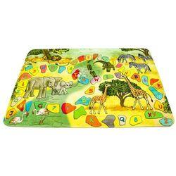 4home Bo-ma dywan dziecięcy safari, 76 x 117 cm, kategoria: dywany dla dzieci