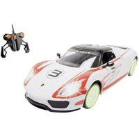 Samochód RC dla początkujących Dickie Toys Porsche Spyder, 1:16, Elektryczny, 260 mm, RtR, 201119075