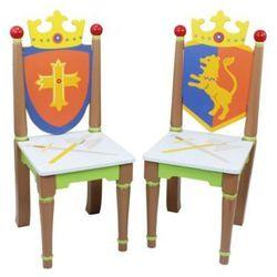 F.FIELDS Rycerz i Smok Z estaw 2krzesełek, towar z kategorii: Pozostałe meble do pokoju dziecięcego