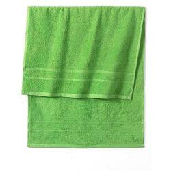 """Ręczniki """"deluxe"""" zielone jabłuszko marki Bonprix"""