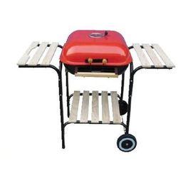 Grill ogrodowy prostokątny z pokrywą na wózku 0518 + darmowy transport! marki Landmann