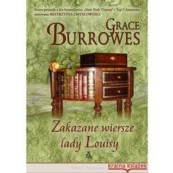 Zakazane wiersze lady Louisy., książka w oprawie kartonowej