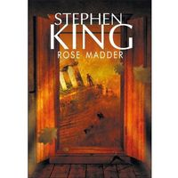 Rose Madder - Dostępne od: 2014-11-21, Stephen King