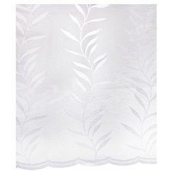 Firana żakardowa Onega 180 cm biała (5900386892495)