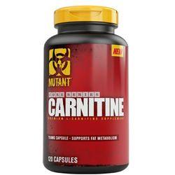 MUTANT CORE Carnitine 120kaps, towar z kategorii: Redukcja tkanki tłuszczowej