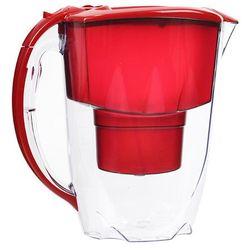 Aquaphor Dzbanek filtrujący  amethyst 2,8 l czerwony + 1 wkład b100-25 maxfor