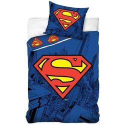 Tip trade pościel dla dzieci superman, 140 x 200 cm, 70 x 80 cm marki 4home